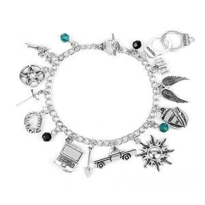 Jewelry - 🌸2/$20 Supernatural inspired Charm Bracelet